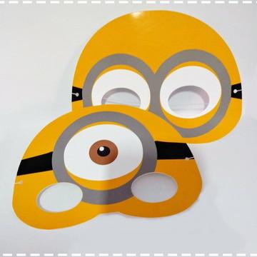 Máscaras Minions