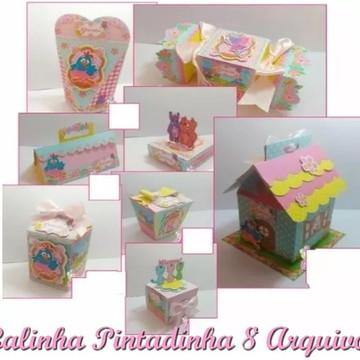 ARQUIVO DE CORTE GALINHA PINTADINHA