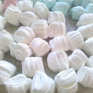 Balas de coco caseiras - tradicional