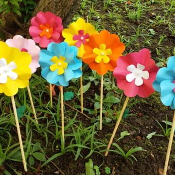 Flores Moana No Palito
