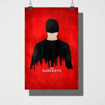 Poster A3 Daredevil