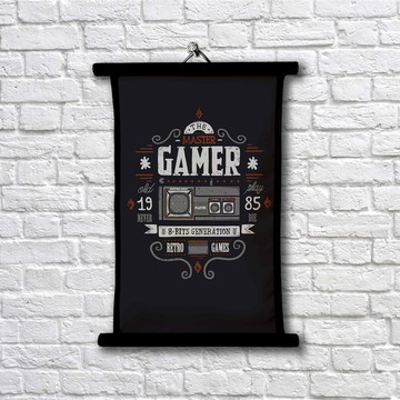 1Pergaminho Alternativa - Gamer