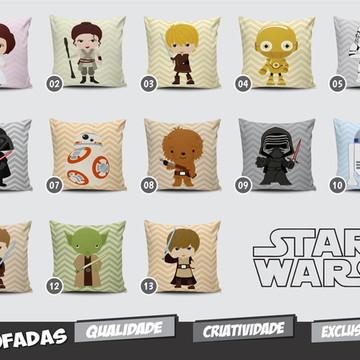 Almofadas Decorativas Star Wars Baby