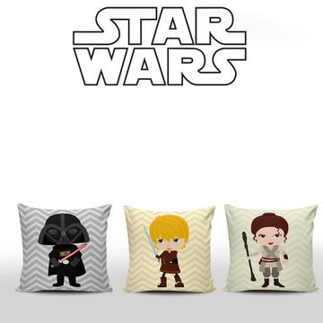 Almofadas Decorativas Quartinho StarWars