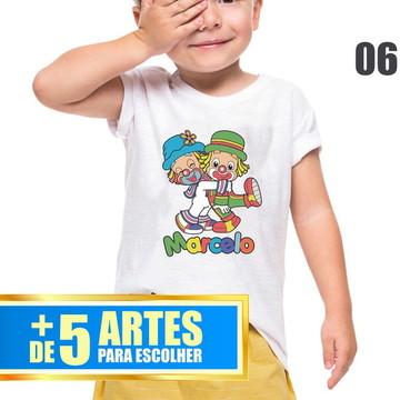 Camisa Patati Patata Aniversario Adulto E Infantil