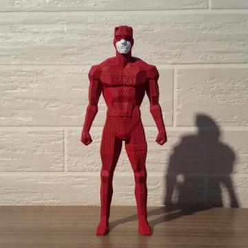 Boneco Daredevil - filme Demolidor