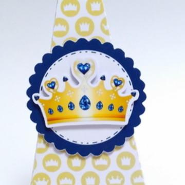 Cone Primeiro Reinado - Coroa Azul