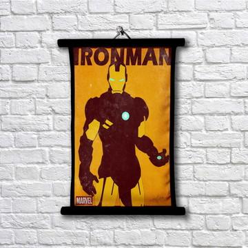 1Pergaminho Marvel - IronMan