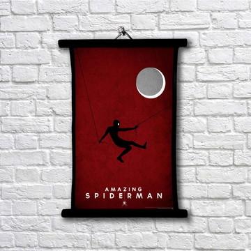 1Pergaminho Marvel - Spider Man
