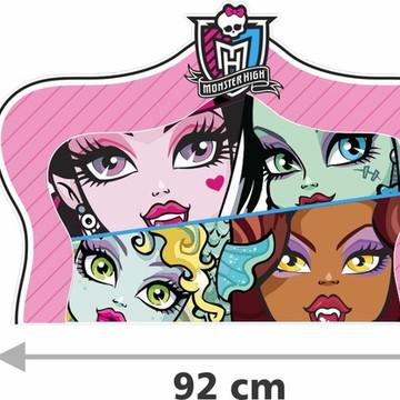 Adesivo Cabeceira Cama Infantil Monster High Quarto