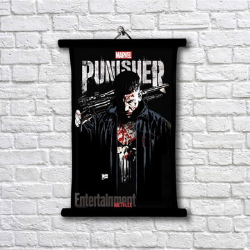 1Pergaminho Marvel - Punisher