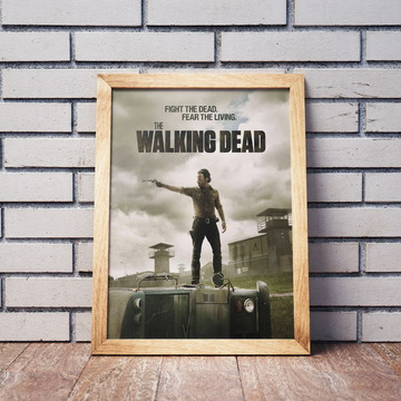 Poster: The Walking Dead | A3