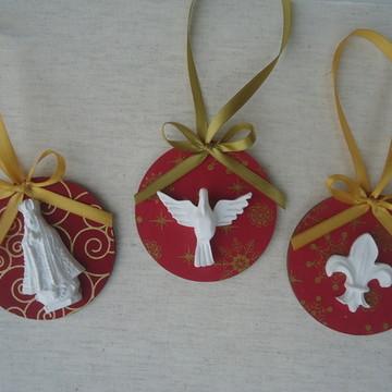 Mandalas para Árvore de Natal/Lembranças