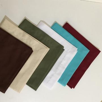 Guardanapo de tecido 100% algodão (unidade)