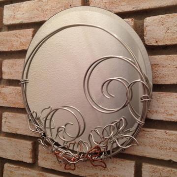 Espelho Redondo - 35cm Diâmetro
