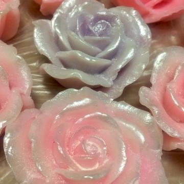Sabonete Rosa do Marrocos