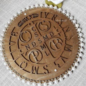 Medalha de São Bento de porta
