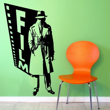Adesivo Para parede Filme - Preços baixos de Verdade