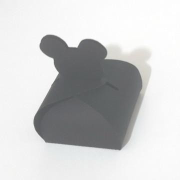 Caixinha porta bombom Orelha Mickey e Turma