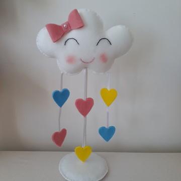Nuvem Chuva de Amor, Benção