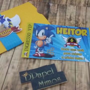 Covite tema Sonic