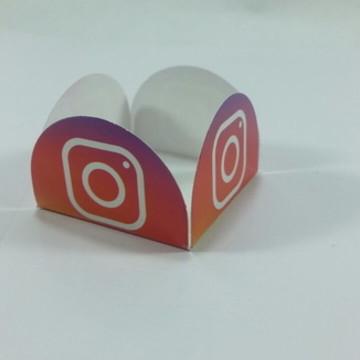Forminha 4 Pétalas - Instagram