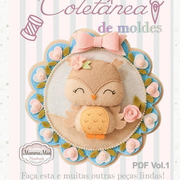 Coletânea de moldes vol1