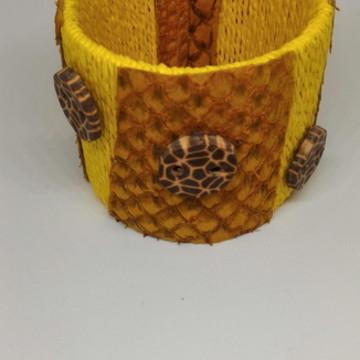 Bracelete Amarelo
