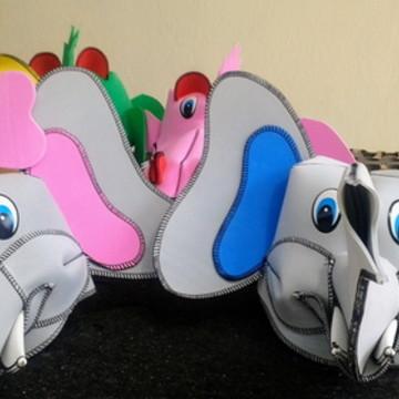 chapeu elefante