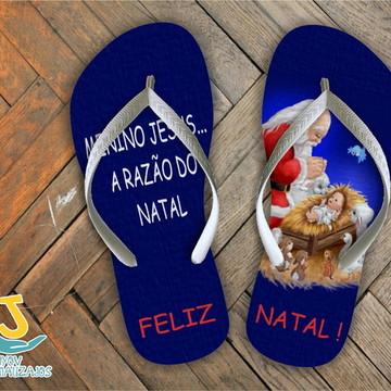 CHINELO DE NATAL - FELIZ NATAL