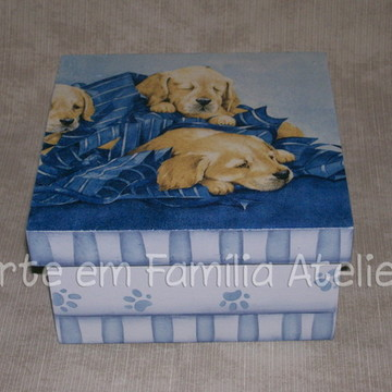 Caixa Dogs 1