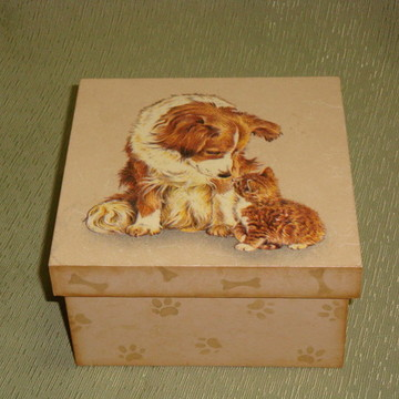 Caixa Dogs 3