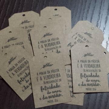 TAG PARA LEMBRANCINHAS / PRODUTOS DIVERSOS