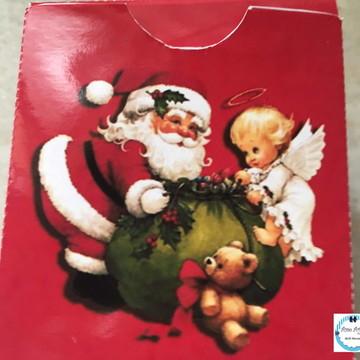 Caixinhas Natal cubo para Presentes e Lembrancinhas