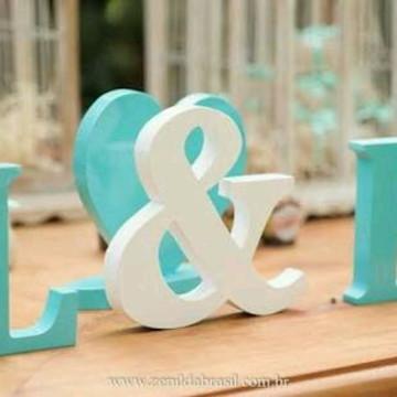 Letras para casamento e noivado
