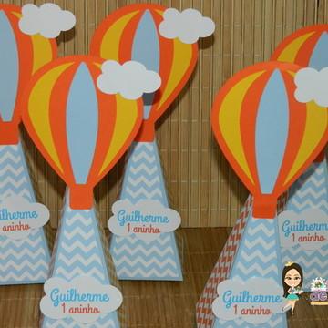 Centro de mesa Festa balão