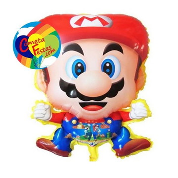 Balão Super Mario Bros (menor preço)