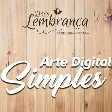 Arte Simples Personalizada