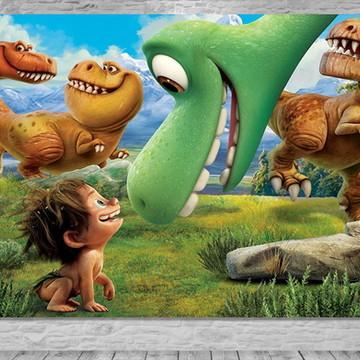 Painel O Bom Dinossauro - Frete Grátis