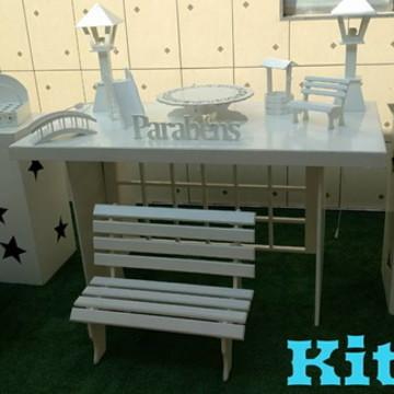 Kit Provençal Clean Colmeia 04 - Locação