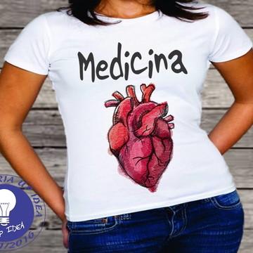 camiseta de Medicina (veterinária) #072