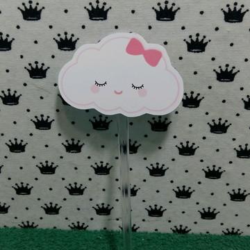 chuva de amor topper