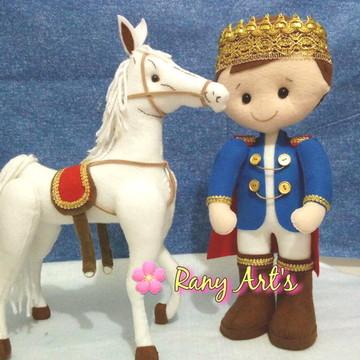 Principe com Cavalo