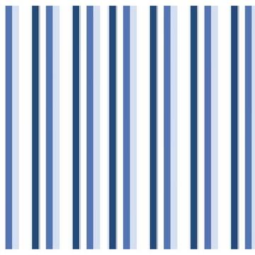 Papel de Parede Listras Azul