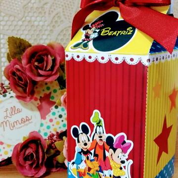 Kit 222 peças - Festa Turma do Mickey Personalizada
