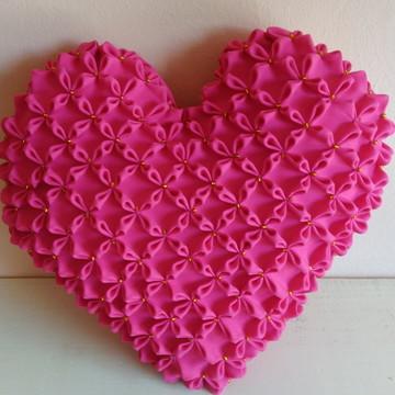 Almofada de coração