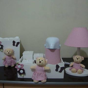 Kit Higiene de Ursa