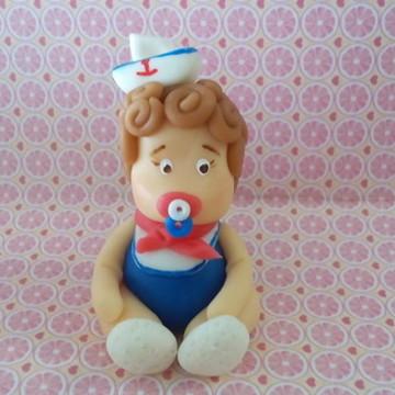 Bebê Marinheiro Biscuit