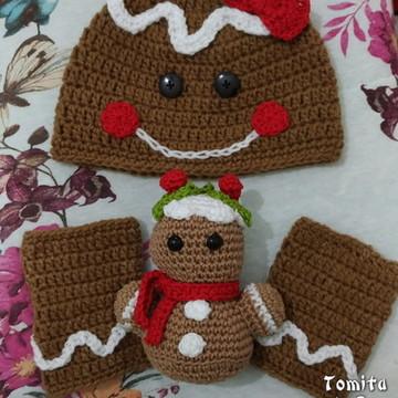 Kit Biscoito de Gengibre