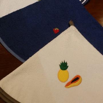 Toalha para cozinha redondas